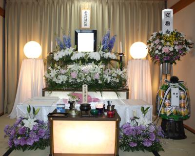 ご葬儀のお写真
