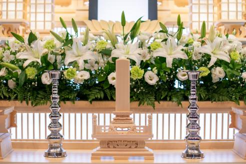 祭壇のイメージ写真2