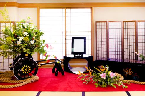 お葬式のイメージ写真2