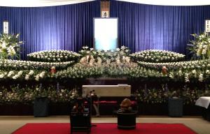 ご葬儀の様子